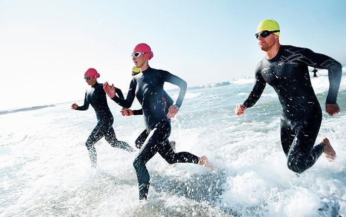 ไตรกีฬา ความท้าทายขีดจำกัดของร่างกายและจิตใจ