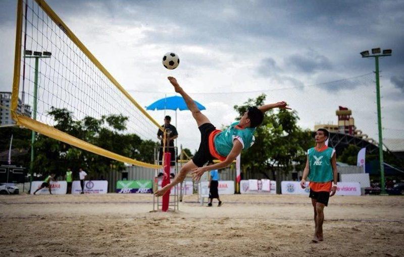 ฟุตวอลเลย์ กีฬานำเข้า กับศิลปะการใช้เท้าของไทย ที่โลกทึ่ง